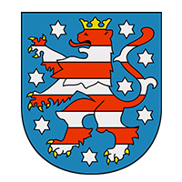 Thuringia coat of arms