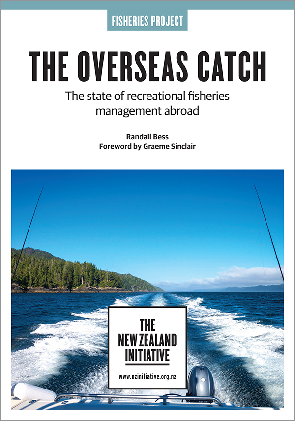The Overseas Catch cover