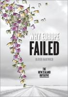 Why Europe Failed cover border