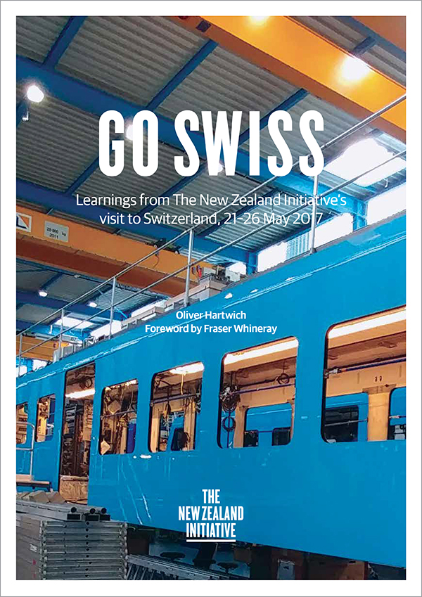 Go Swiss Learnings Cover