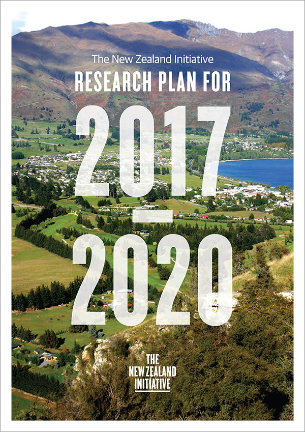 NZI Research Programme cover