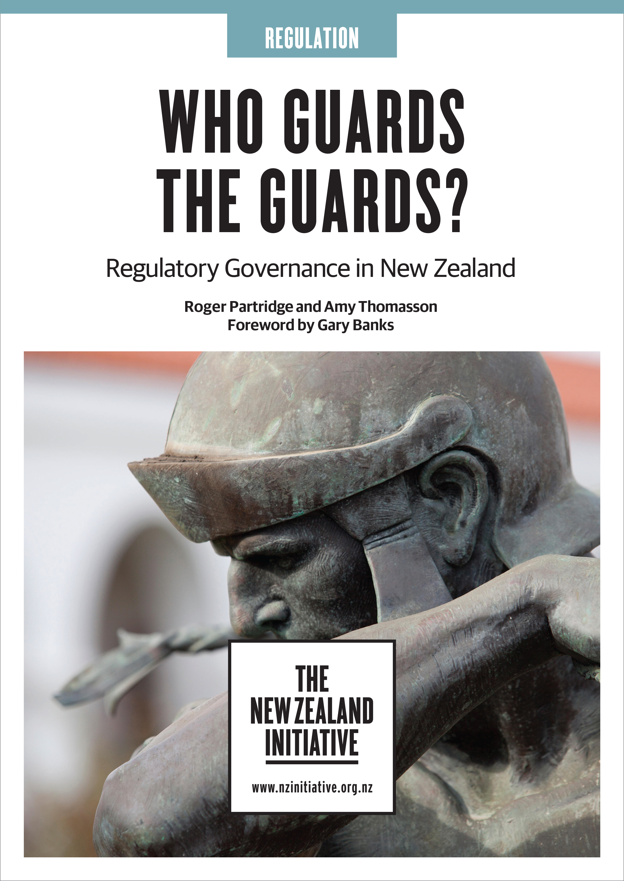 Who guards the guards cover3
