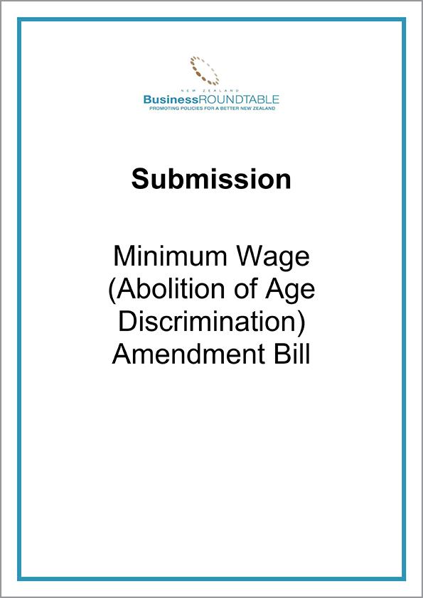 abolish minimum wage