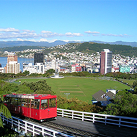 Wellington cablecar